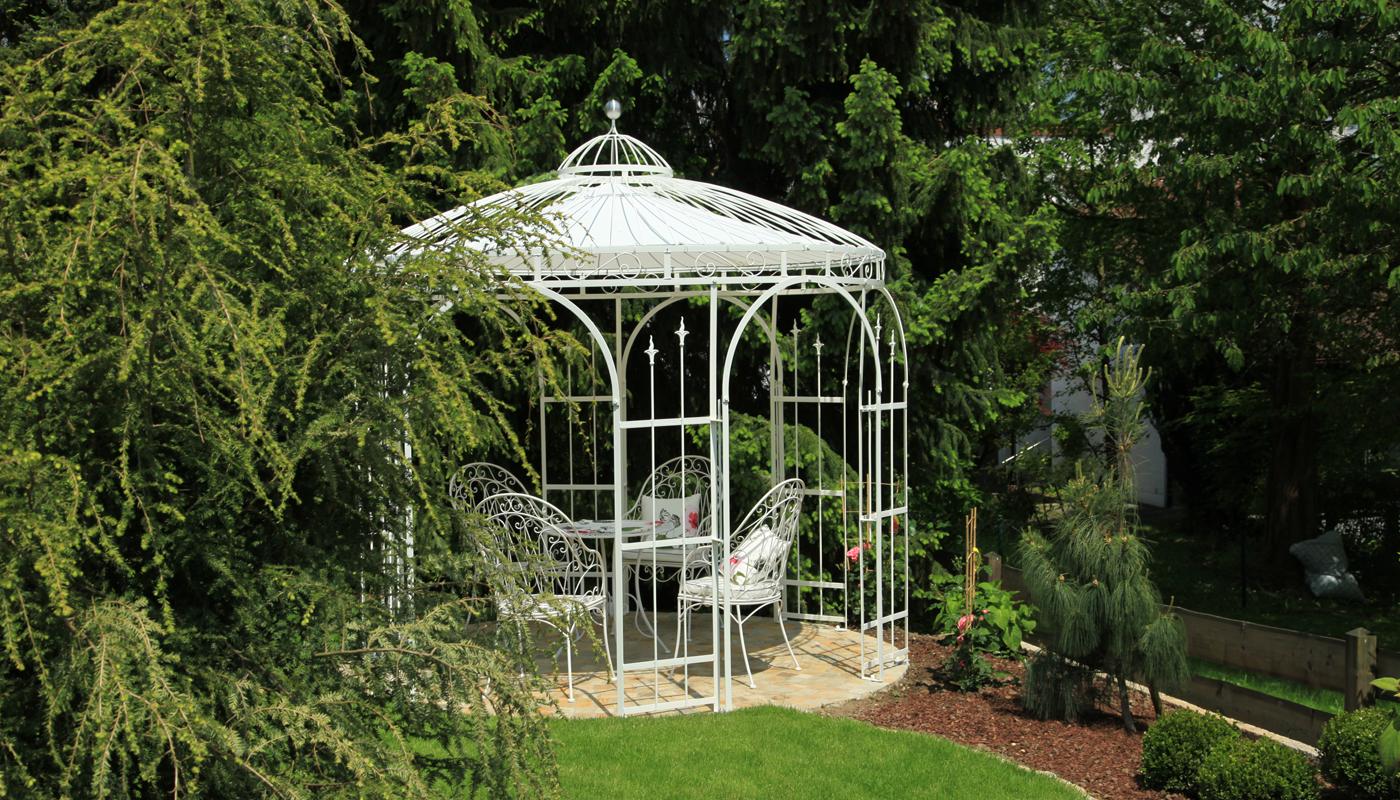 nostalgische metall pavillons udo noller fichtenberg. Black Bedroom Furniture Sets. Home Design Ideas