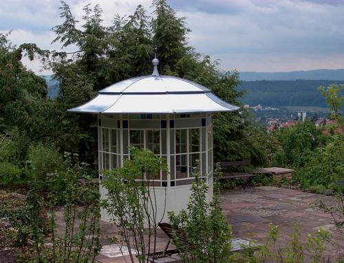 Jugendstil Pavillon