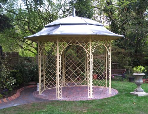 Rank-Pavillon Oriental